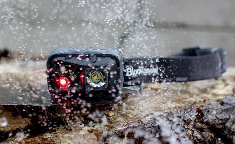 Black Diamond Spot Waterproof Headlamp