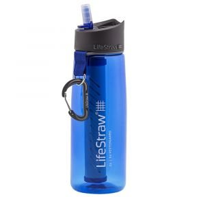 LifeStraw Go water bottle with integrated filter
