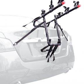 Trunk Mount 3-Bike Carrier <br><small>Bicycle Car Mount</small>