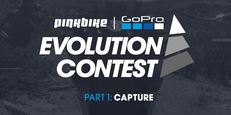 The Pinkbike Evolution Contest with $20 000 in Prizes